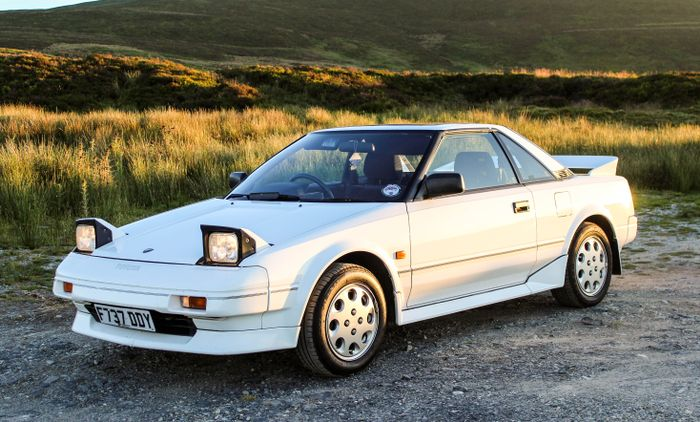 The Ultimate Guide To Buying A Toyota Aw11 Mr2 Icon