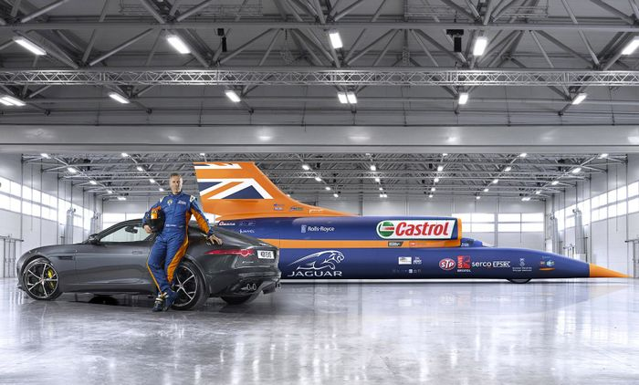 1,000mph Bloodhound supersonic car project scrapped
