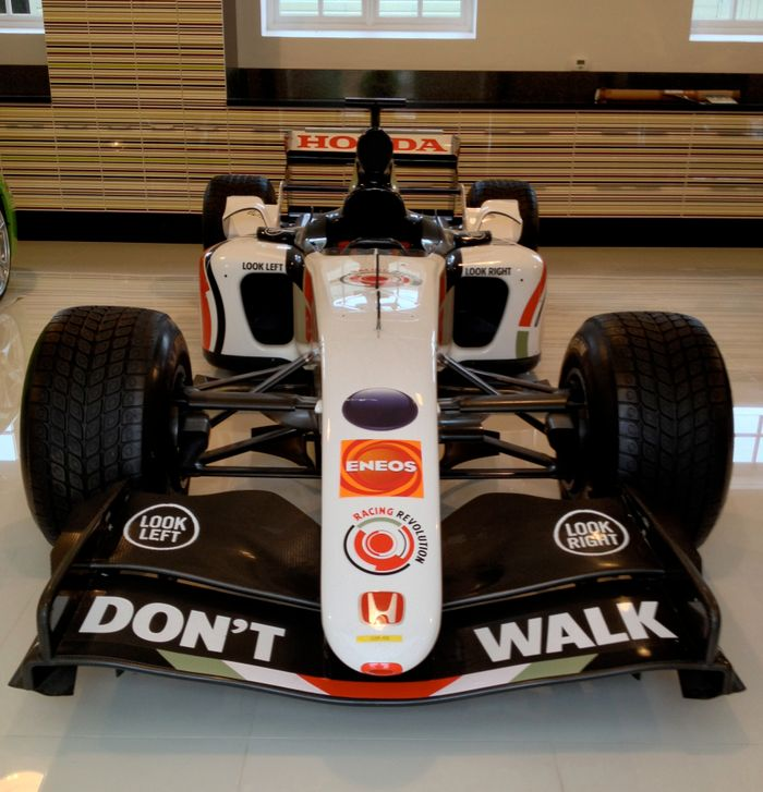 Buying A Used F1 Car Isn\'t As Expensive As You\'d Think