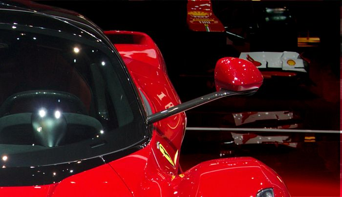 6 Crazy Wing Mirror Designs You Can T Help But Admire