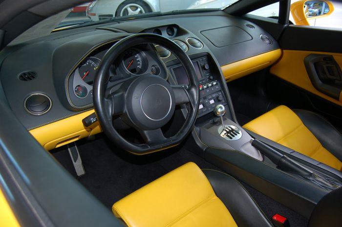 Lamborghini gallardo manual