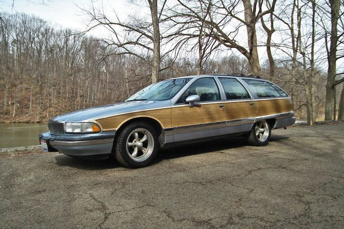 this cheap buick roadmaster could fulfill your muscle car wagon dreams