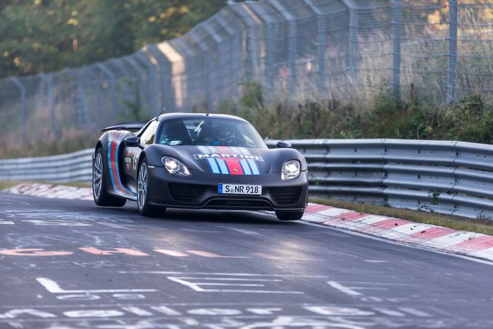 The Nurburgring Has Banned Manufacturers From Setting Lap Records