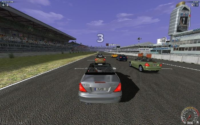 The 10 worst racing games of our day for Mercedes benz car racing games