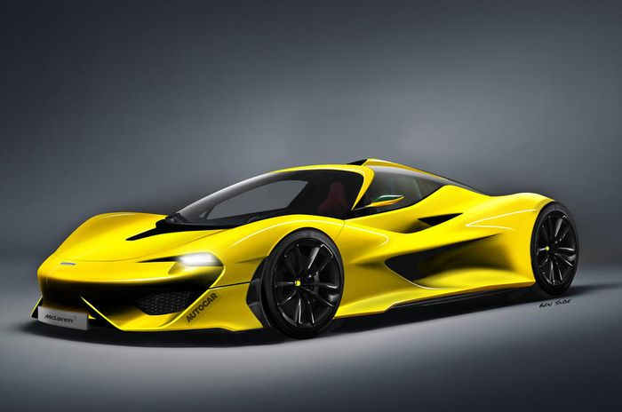 We Need To Talk About That Rumoured Three Seat Mclaren F1 Successor