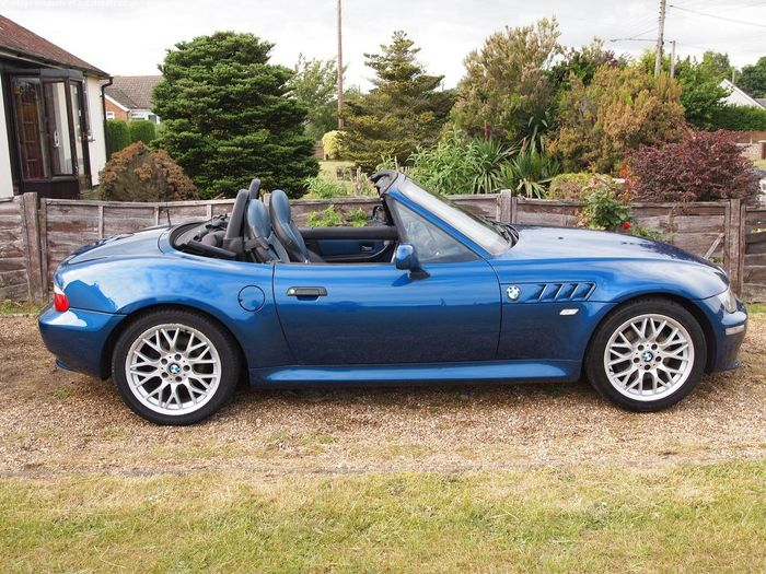 Why Now S A Very Good Time To Buy A Six Cylinder Bmw Z3