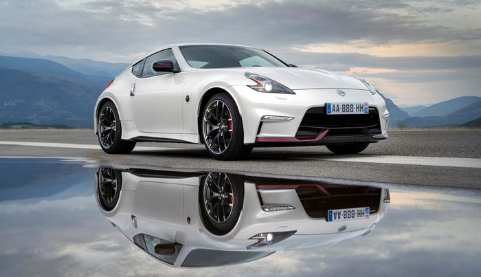 Nissan's 370Z Range Gets A Makeover, With The Nismo Losing