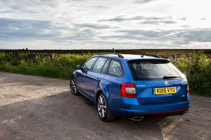 We Just Swapped Our Skoda Octavia Vrs Longtermer For An Estate