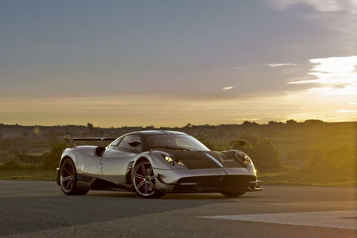 5 Astonishing Facts About The 778bhp Pagani Huayra BC