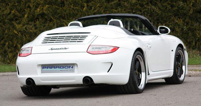 The 997 Speedster Is A Rare Porsche 911 We Want Desperately
