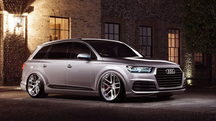 Audi Near Me >> The World's Hottest 4x4s And SUVs Slammed To The Floor