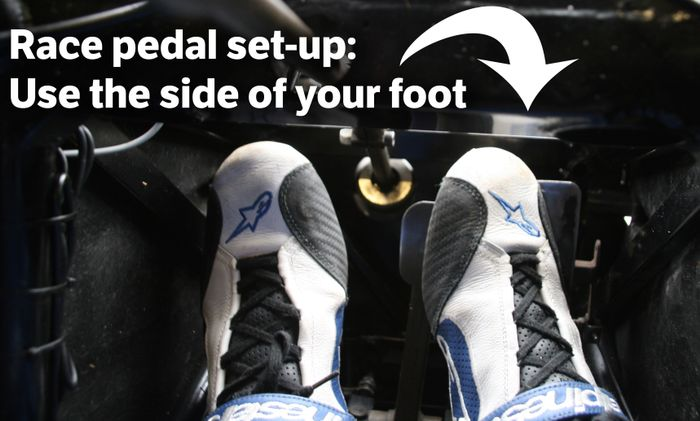 How To Nail The Perfect Heel And Toe Downshift