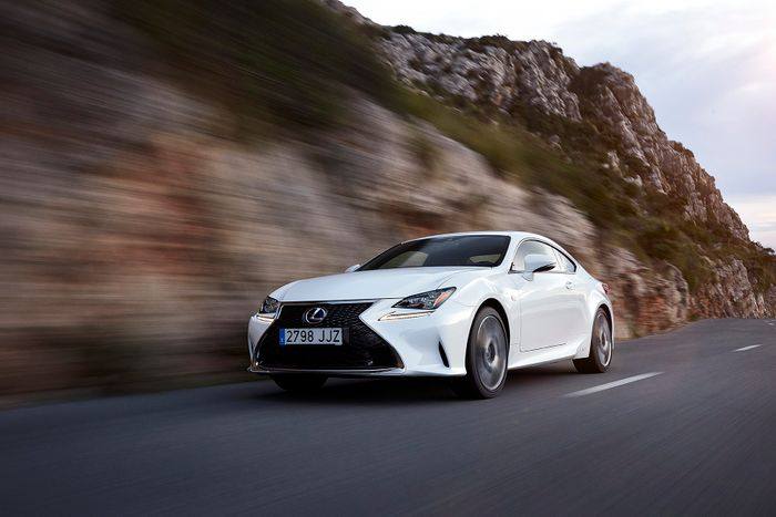 2016 lexus rc 200t first drive review