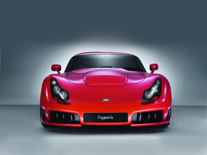 The brand-new TVR supercar will be revealed on 8 September