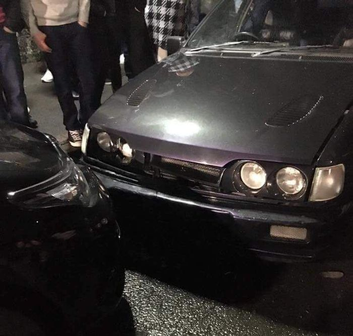 A Reckless Lexus Driver Who Crashed And Crushed A Man Is