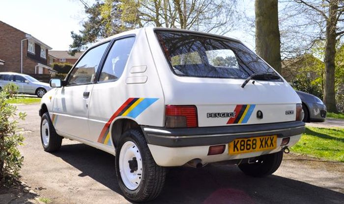 Why You Absolutely Must Buy This Peugeot 205 Rallye