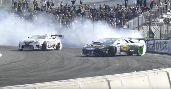 Smokey Drift Spec Supercars That Ll Upset The Purists
