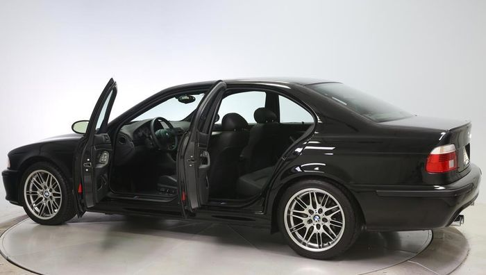 now 39 s your chance to buy a brand new bmw e39 m5. Black Bedroom Furniture Sets. Home Design Ideas