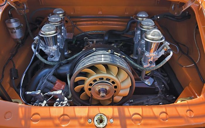 Image result for benefits of vw air cooled performance engines