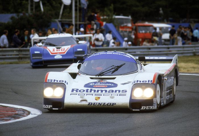 Amazing Bell Enjoyed A Long Career In Endurance Racing And Le Mans, With His First  Win Coming In 1975 Alongside Ickx With The Mirage GR8 Ford Cosworth.