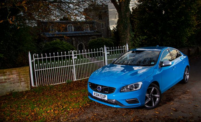 Why The Volvo S60 D5 Is The Most Surprising Car I've Fallen For