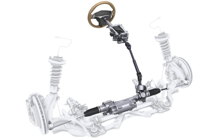 how electric power assisted steering works  and why it u0026 39 s