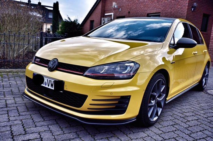 Gti Performance Package >> 2013 Volkswagen Volkswagen Golf Gti Mk7 Performance Package