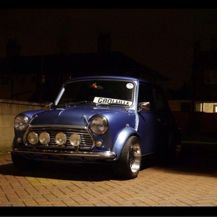1989 Austin Mini Thirty