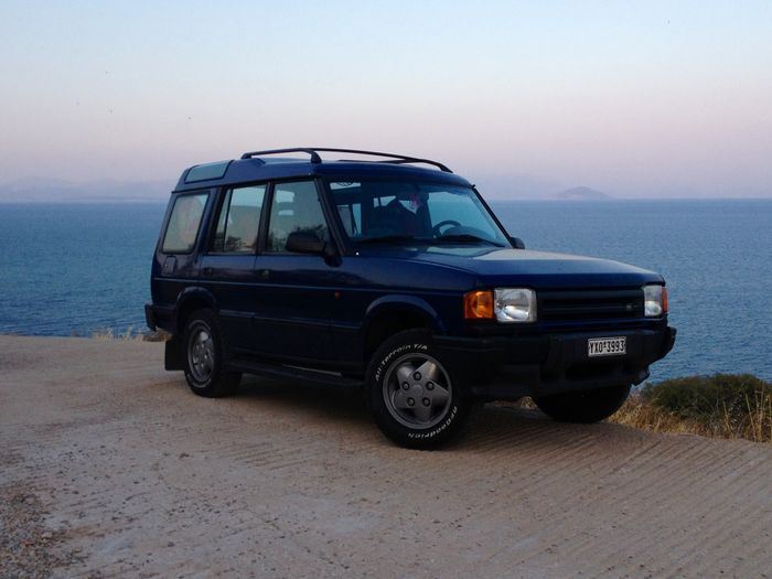 2001 land rover discovery 2 for Garage land rover brest