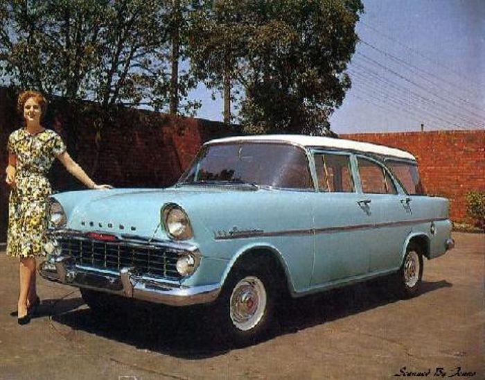 1961 Holden Ek Wagon