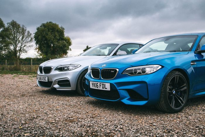 6 Key Differences Between The Bmw M2 And M240i