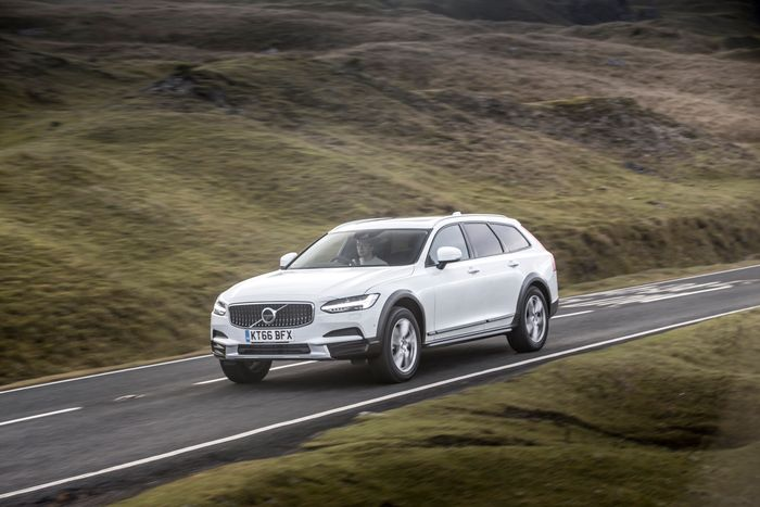 Volvo is planning for the end of diesel