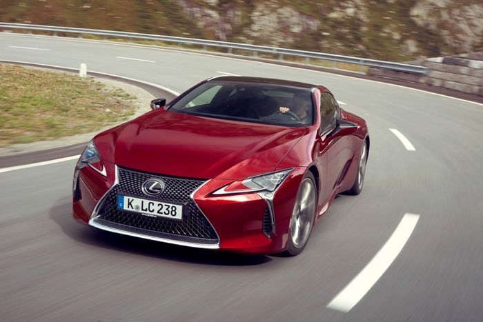 Three V8 Lexus Models Have Been Recalled Over Faulty Fuel Pumps
