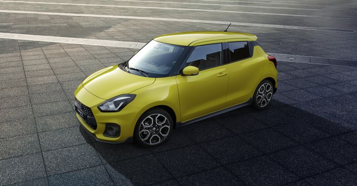 The New Suzuki Swift Sport Wants To Prove Less Is More