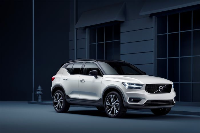 Volvo XC40 unveiled globally, India launch likely in 2018