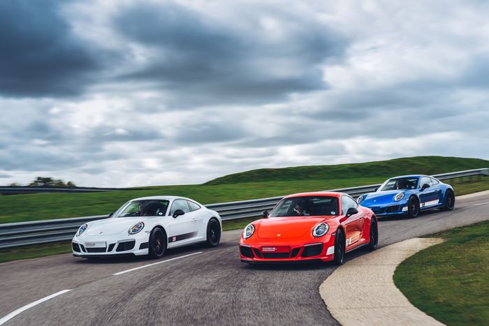 Say Hello To The Porsche 911 GTS British Legends Editions