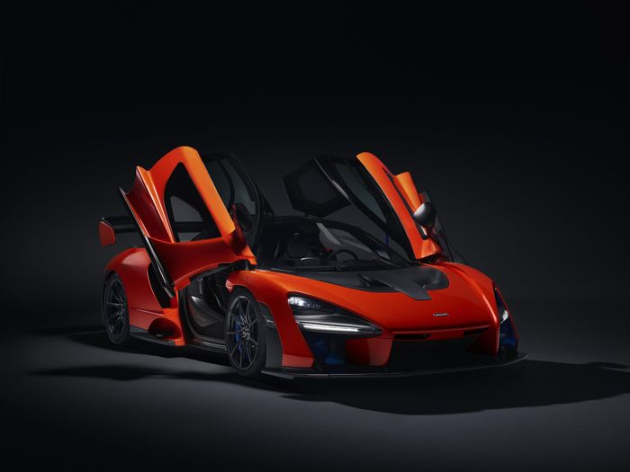 McLaren's 'most extreme' road vehicle costs $1 million