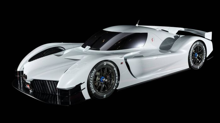 This Is Toyota's 1000 Horsepower GR Super Sport Concept