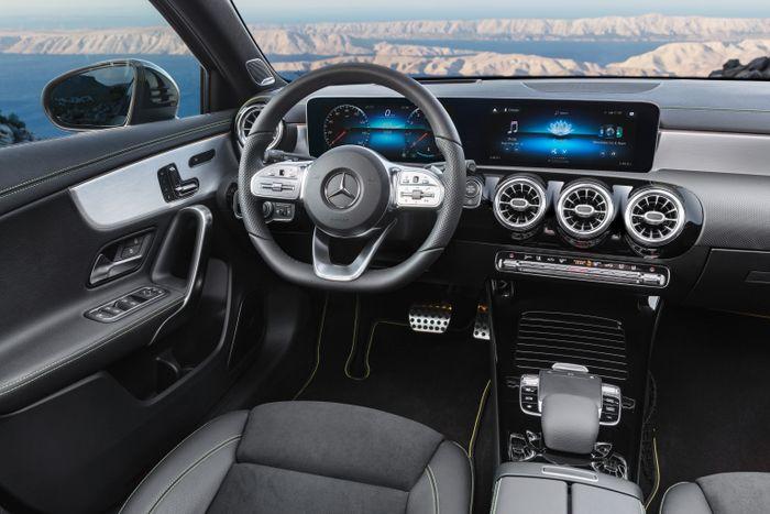 Mercedes-Benz A Class Debuts
