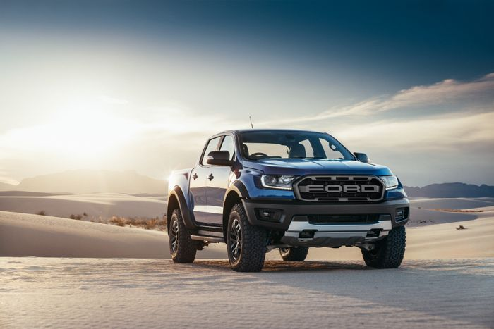 157kW/500Nm 2018 Ford Ranger Raptor Revealed… photos and details