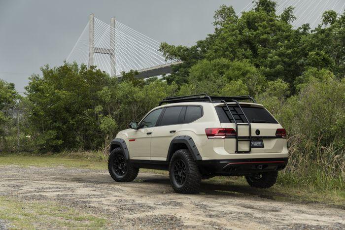 Tanner Foust Vw >> VW's 'Enthusiast' Concept Range Includes Slammed Arteon
