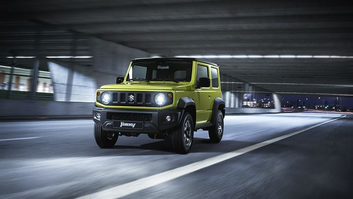 All You Need To Know About The New Suzuki Jimny