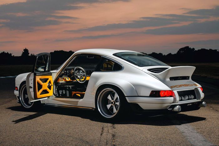 Singer Has Revealed An Exquisite Lightweight 911 With A