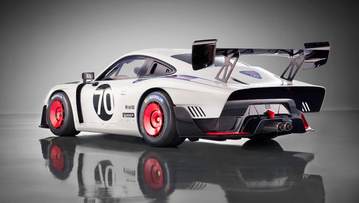 Porsche 935 Racer Returns As GT2 RS-Based Track Weapon