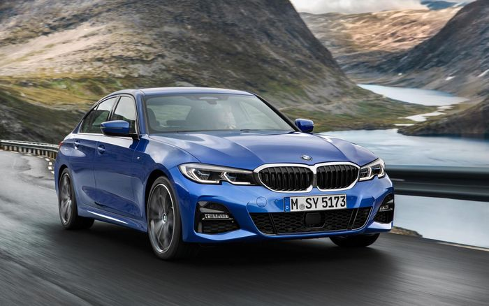 BMW 3 Series Revealed in Stunning Photo Shoot, More Power on Tap