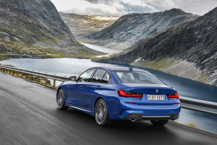 This Is The Bigger, Lighter 'G20' BMW 3-Series