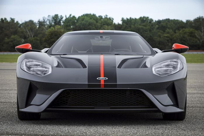 Ford GT Carbon Series is the lightest version of Ford's supercar