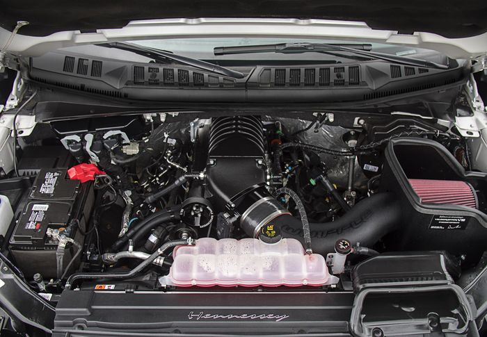 The V8 Ford F-150 Raptor Is A Thing Again Thanks To Hennessey