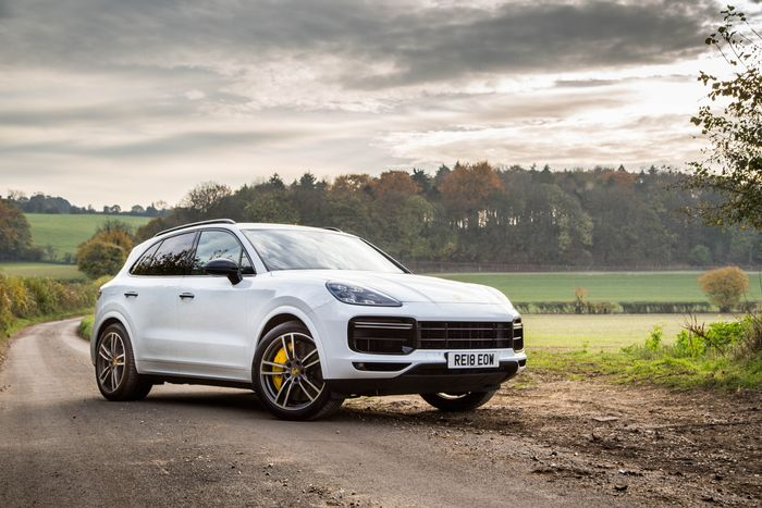 Porsche Cayenne Turbo Review: Annoyingly Good SUV Now Better
