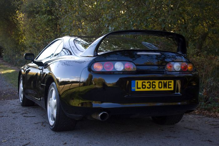 Here's Why You Shouldn't Overlook Automatic Toyota Supras